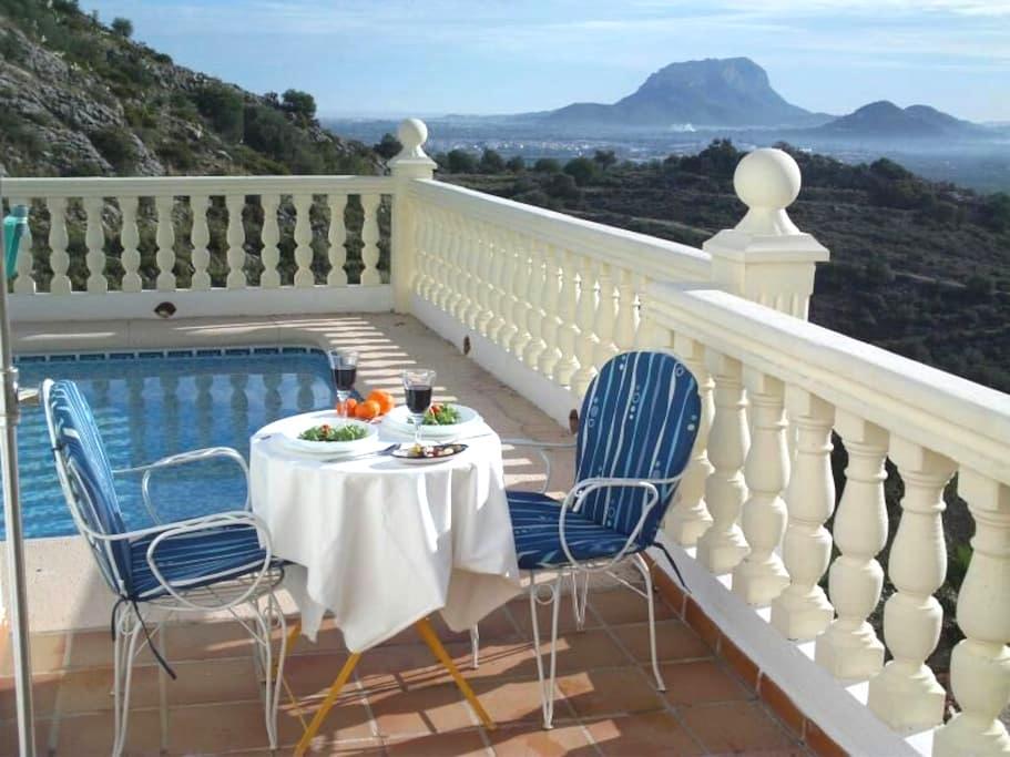Amazing views in tranquil location - Montesano