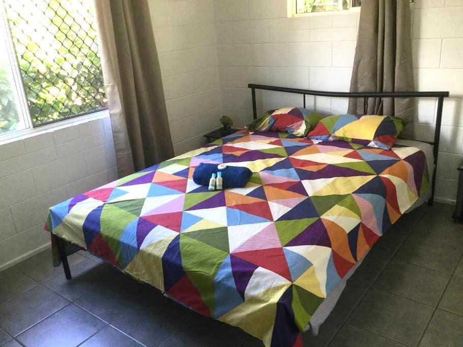Severin Safe Haven -Comfortable Queen Bed - Manunda - House