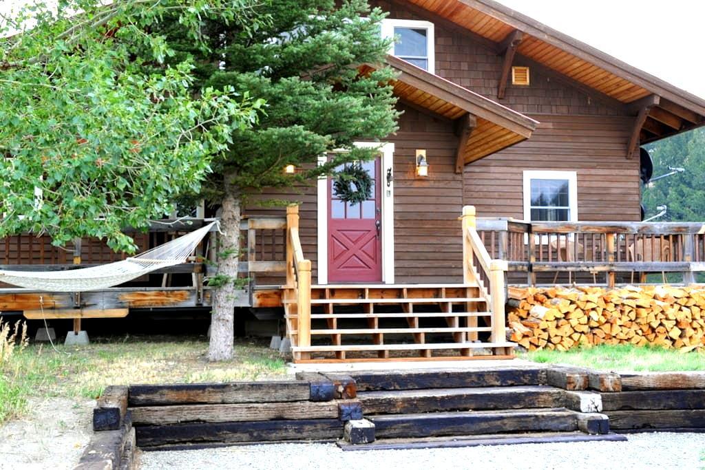 Bowmore Cabin  - Wilsall