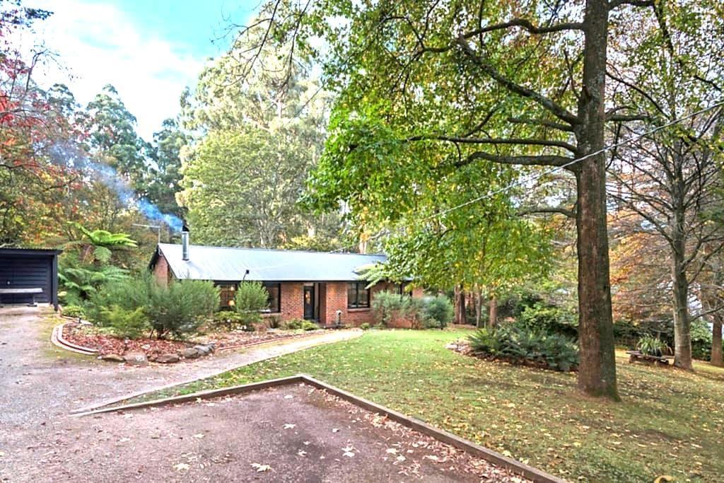 Autumn Cottage - Mount Dandenong - Dom