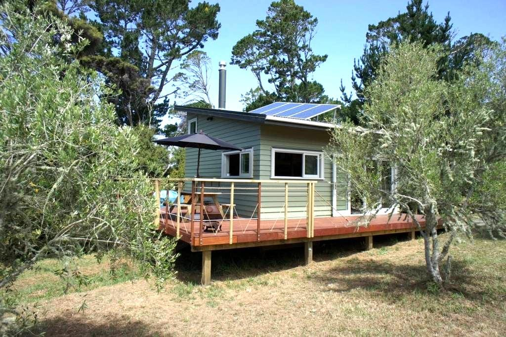 Matakana Vineyard Cabin - Warkworth - Cabaña