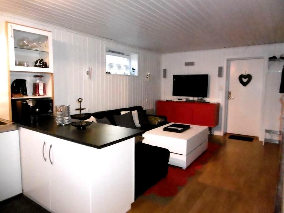 Kolbotn,15 min to Oslo centrum - Oppegård - Appartement