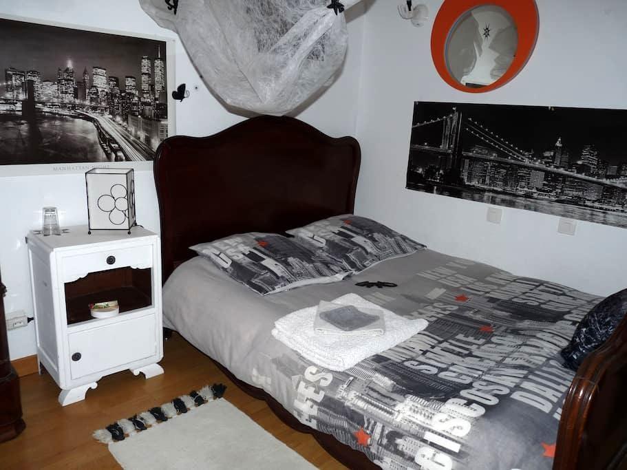 La chambre ORIANE,cosy & douillette - Bar-le-Duc - House