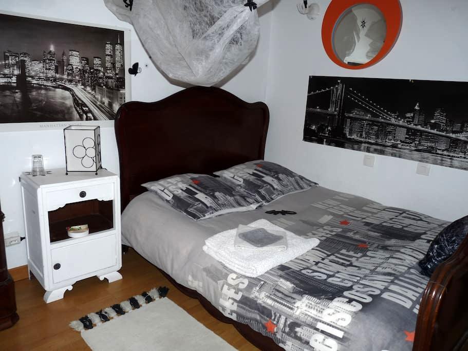 La chambre ORIANE,cosy & douillette - Bar-le-Duc - Hus
