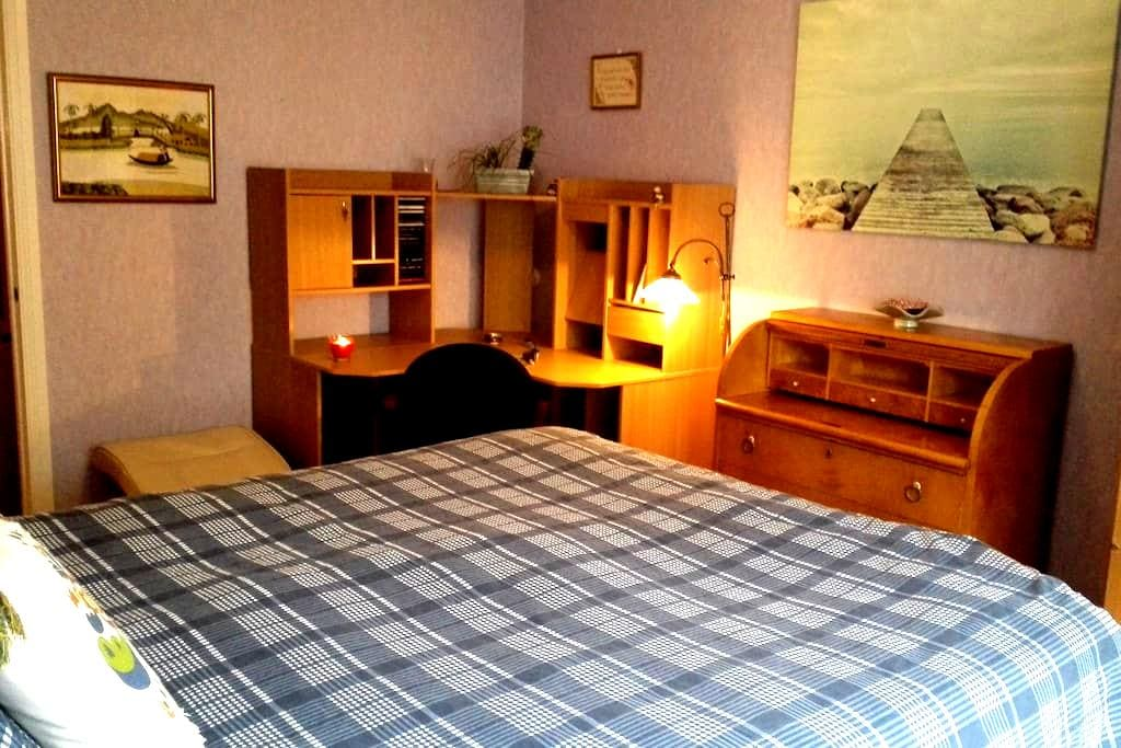 Cosy room and close to everything - Karlskrona - Apartment