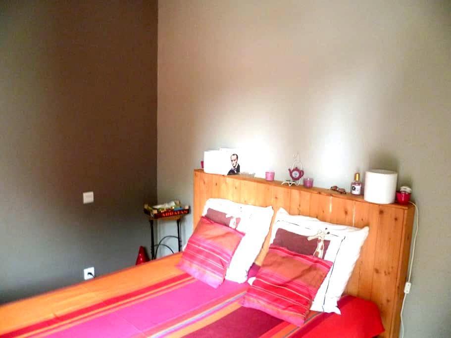 Chambre dans maison calme, proche centre ville - Dax