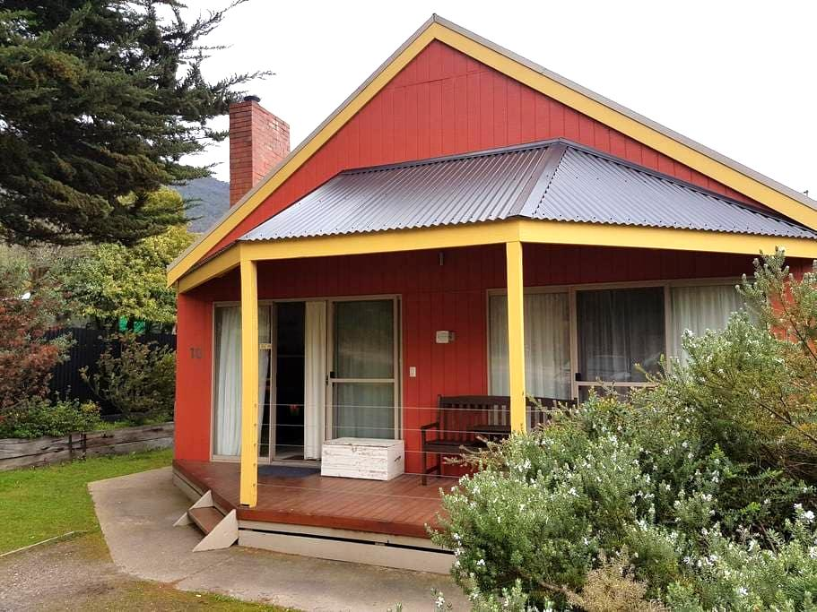 Rosea Cottage, Halls Gap - Halls Gap - Haus