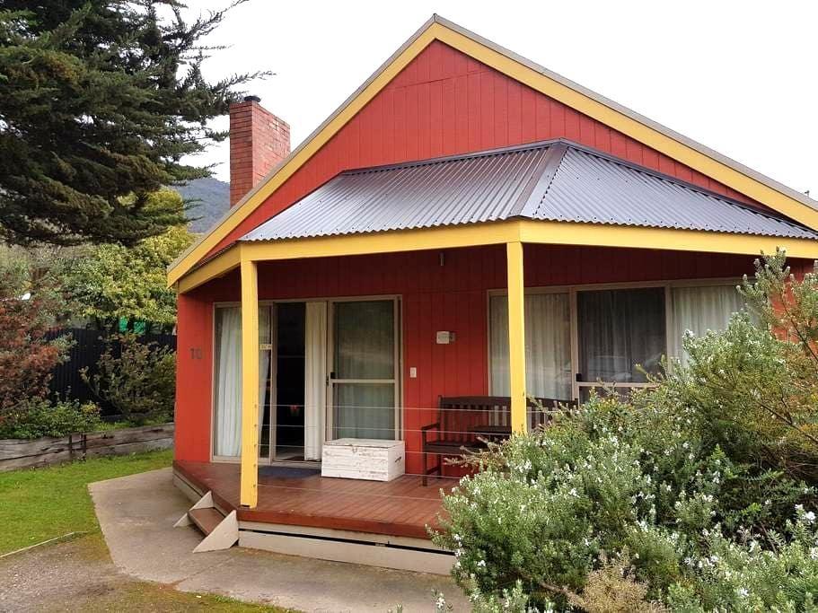 Rosea Cottage, Halls Gap - Halls Gap - Huis