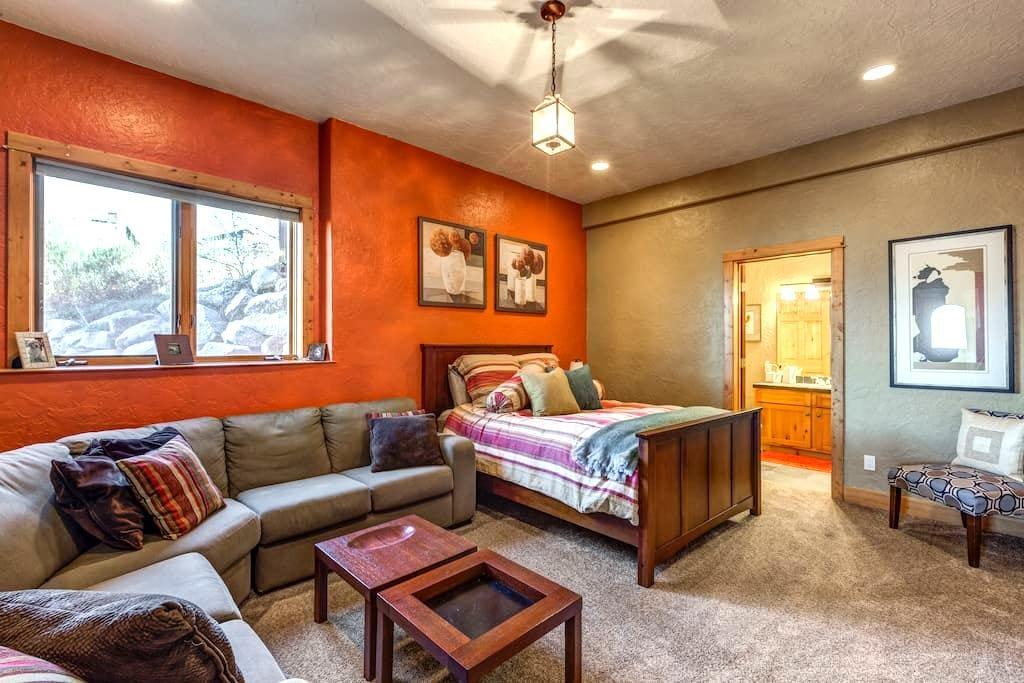 Moose Peak Guest Suite - Steamboat Springs