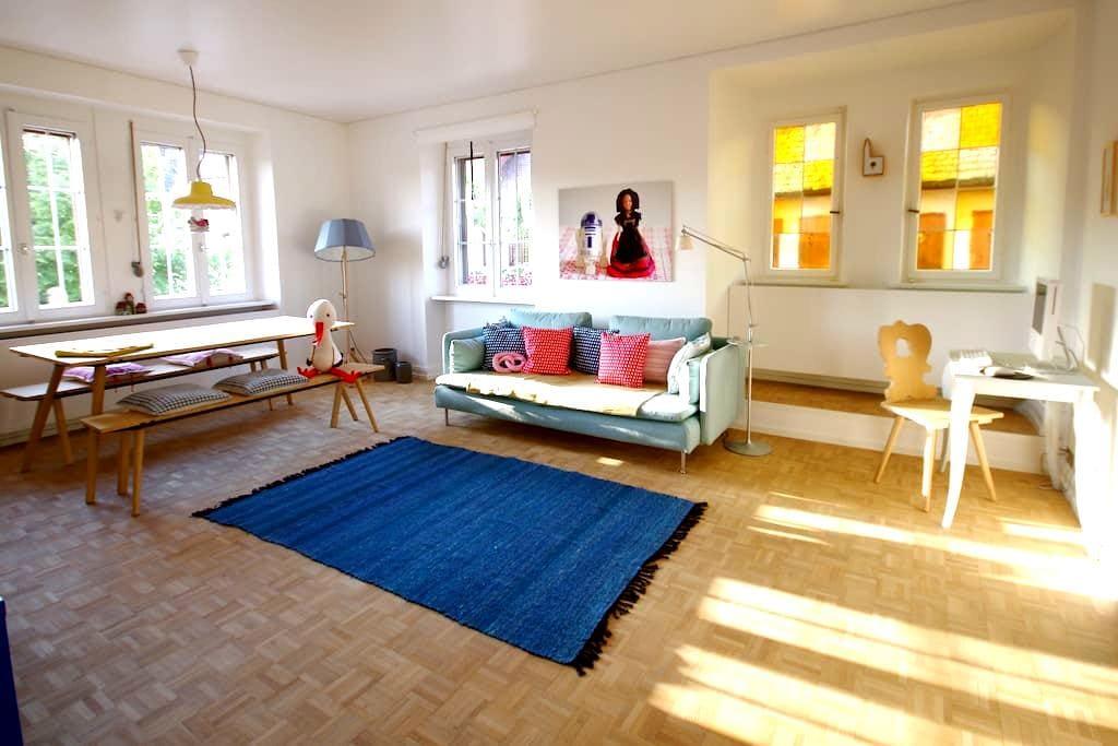 Design et Alsace dans le vignoble - Itterswiller - Apartment