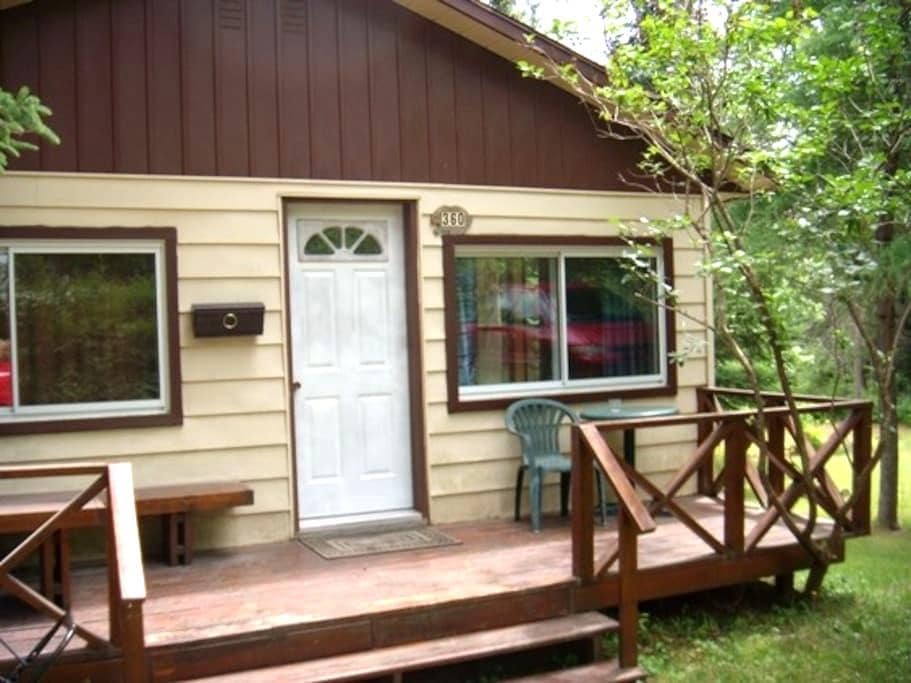 Nature Cottage - 1 hr from Montreal - Saint-Calixte