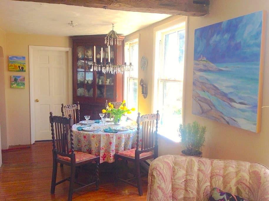 West Ferry Artist's Cottage - Jamestown - House