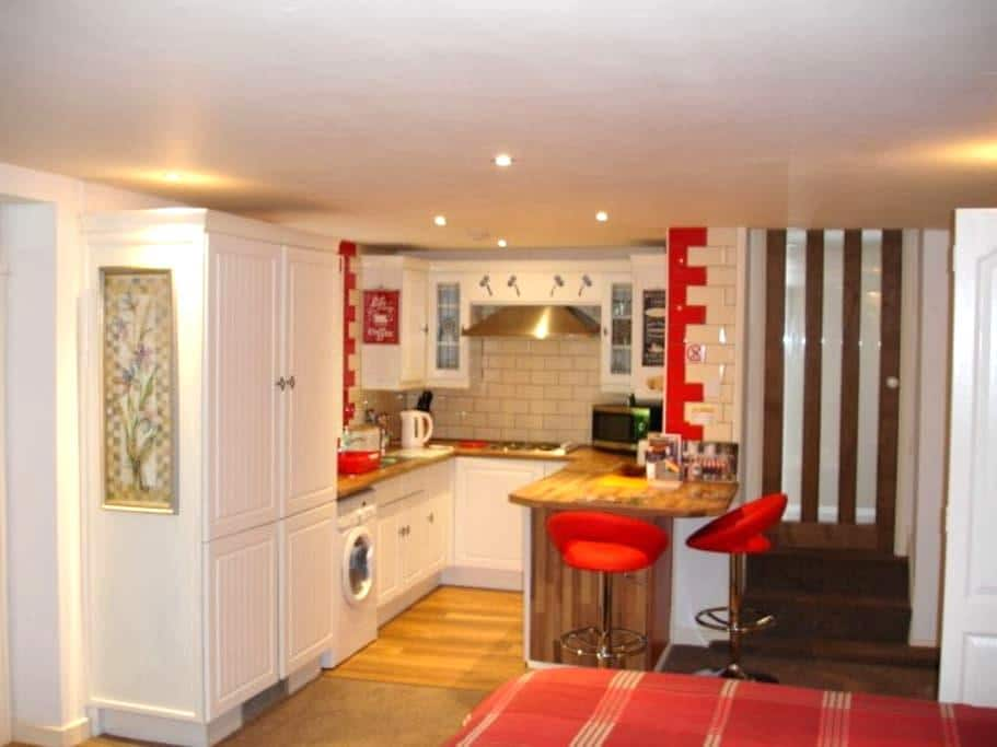 A warm comfortable & homely escape - Hebden Bridge - Apartemen