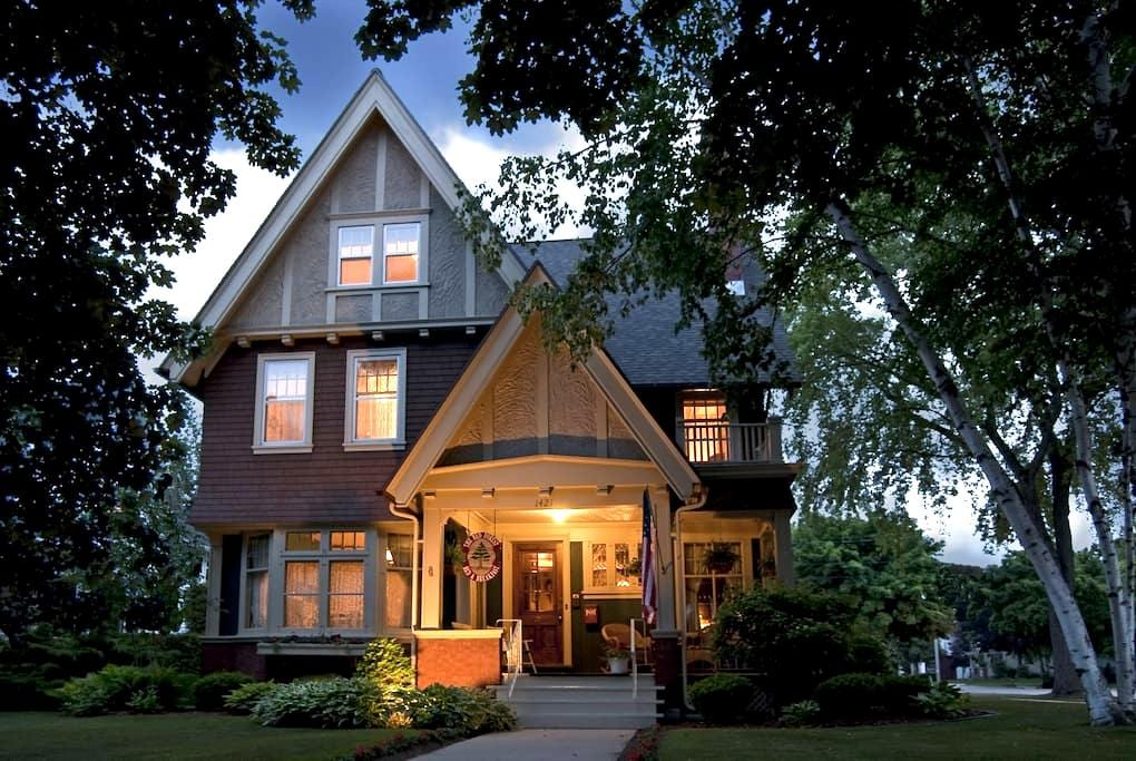 Experience a Real Bed and Breakfast - Two Rivers