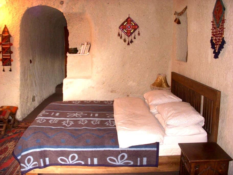 Hasan Cave House in Goreme2 - ギョレメ