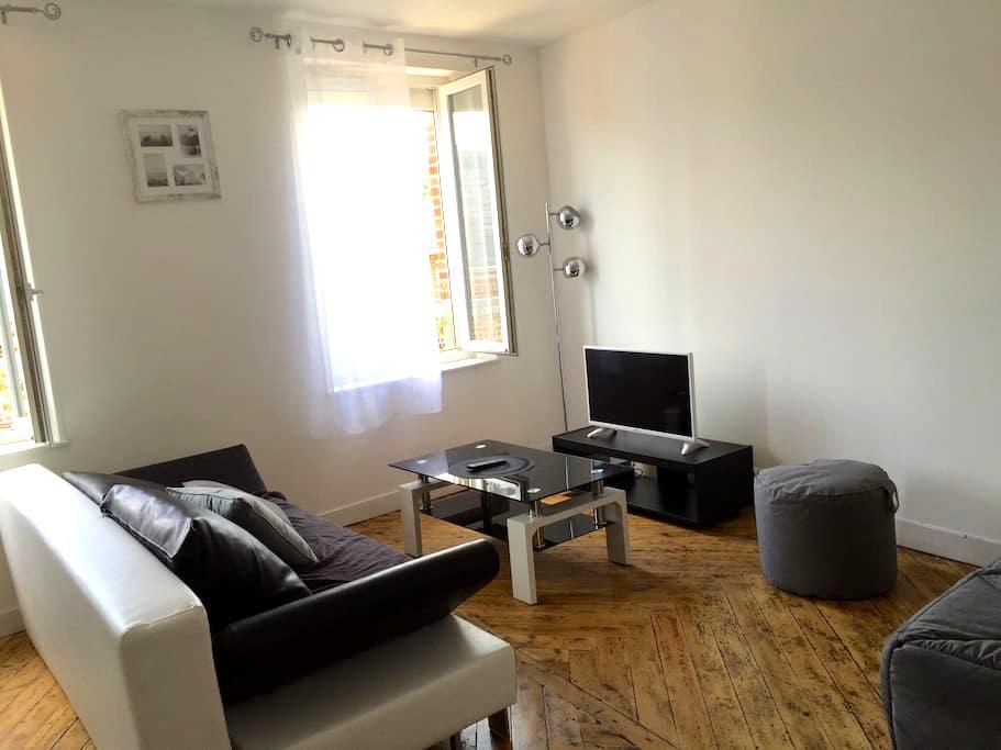 BEL APPART A 2 PAS DE LA MER - Étretat - Apartment