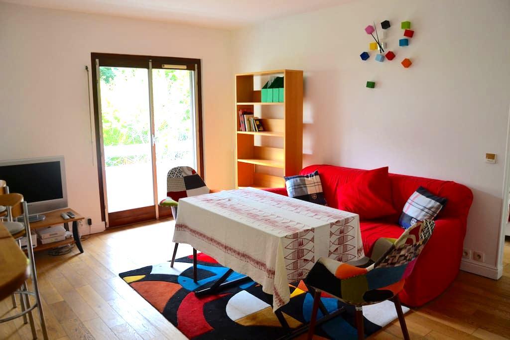 Bel appartement aux portes de Paris - Boulogne-Billancourt - Pis