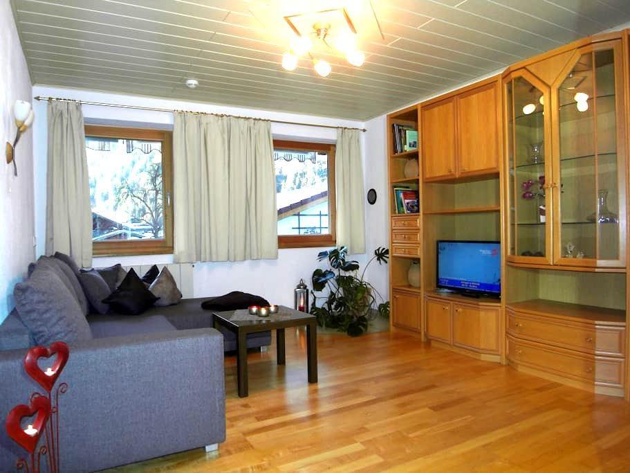 """Wohnung """"Dorf-Haus"""" - Mayrhofen - Apartament"""