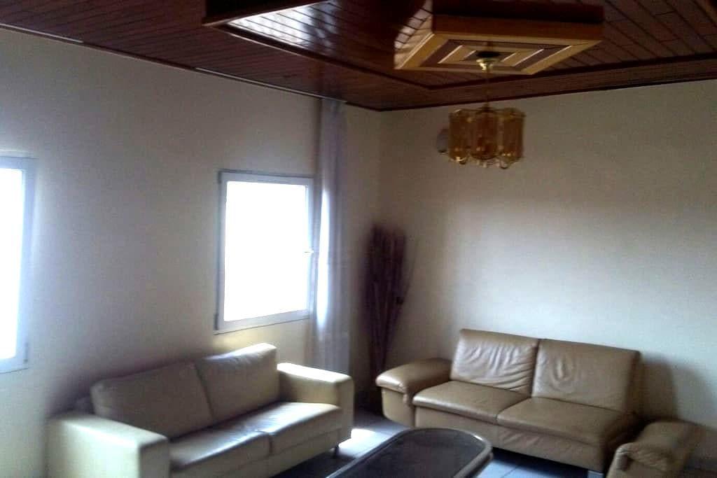 Appartement  omnisports meublé - Yaoundé