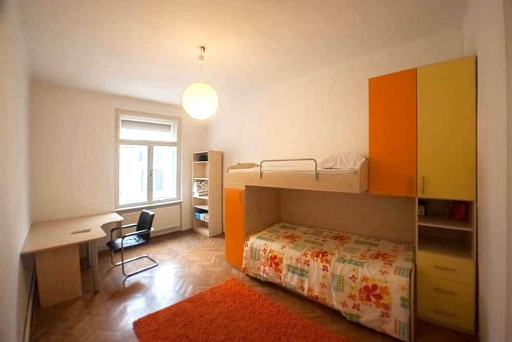 Budget Zagreb room in the center - Zagreb - Leilighet