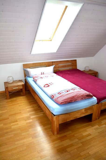 Zimmer Nr. 4 - Obersteckholz - Apartment