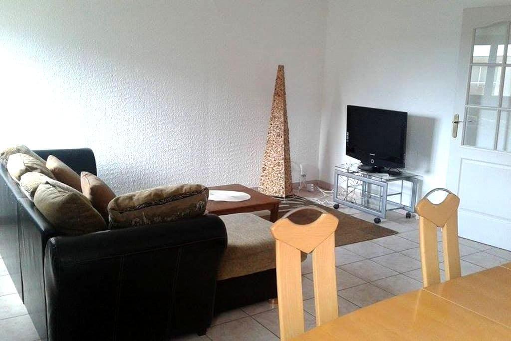 Agréable et confortable Appartement F5 Lingolsheim - Lingolsheim - Apartamento