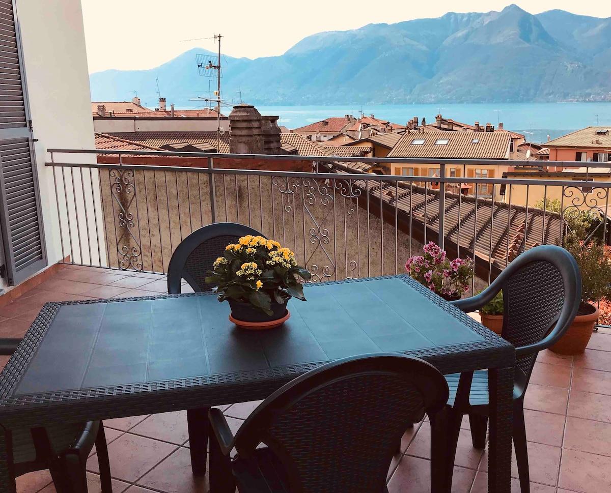 La Terrazza Sul Lago Apartments For Rent In Luino