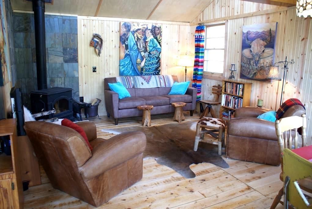 Sinapu Den - Allenspark - Cabin