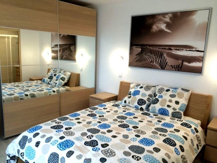 jacuzzi privatif à 200m de la plage - Saint-Nazaire - Apartment