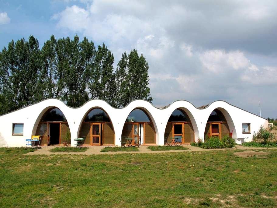 Gästehaus am Wangeliner Garten - Öko-Tipp (Zim. 1) - Buchberg