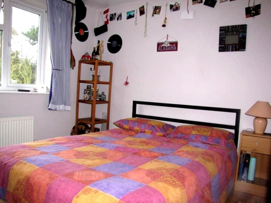 Bright, comfortable single room - Tiptree - Dom
