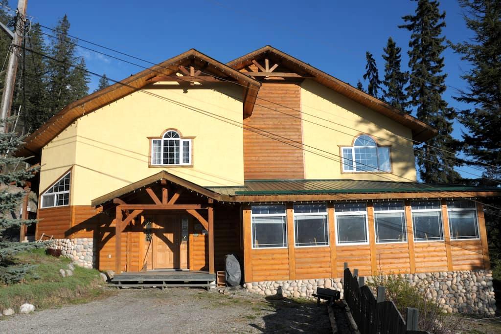 Alpenrose cabins - Valleyview suite - Golden - Bed & Breakfast