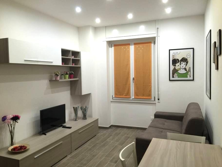 Nice apartment close to Linate Airport - Milaan - Appartement
