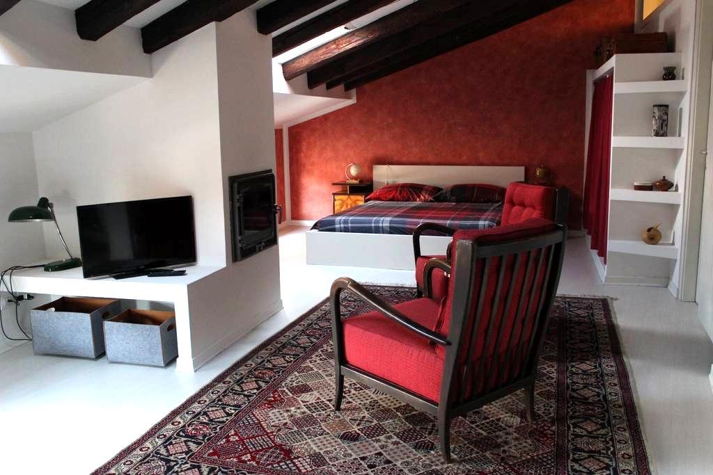 Tema e variazioni: casa Goldberg - Cividale del Friuli - Appartement