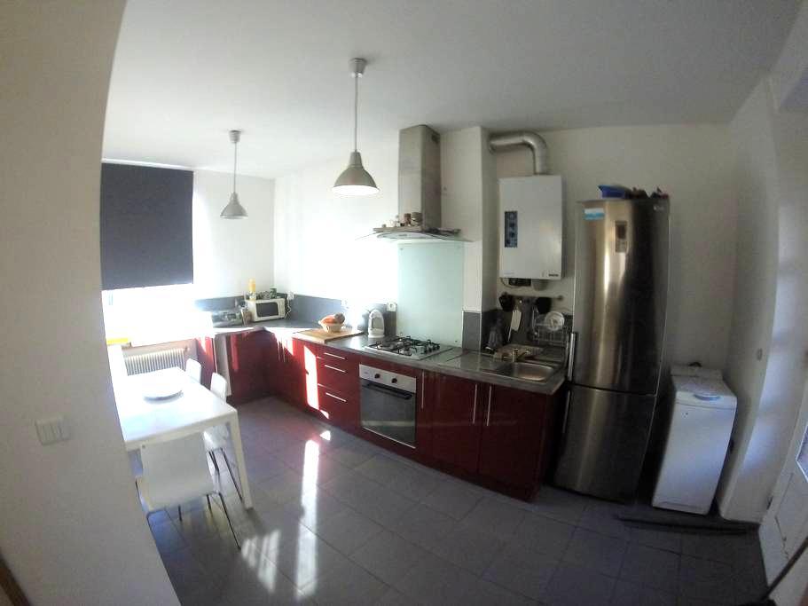 Appartement avec terrasse - Saint-Étienne - Byt