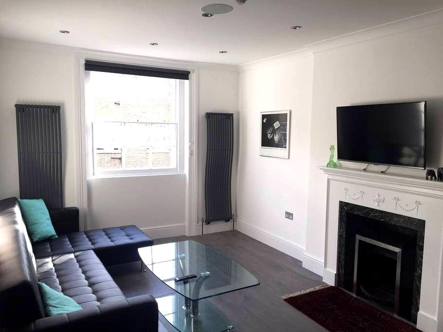 Stylish Central 2-Bed in Fitzrovia - London - Apartment