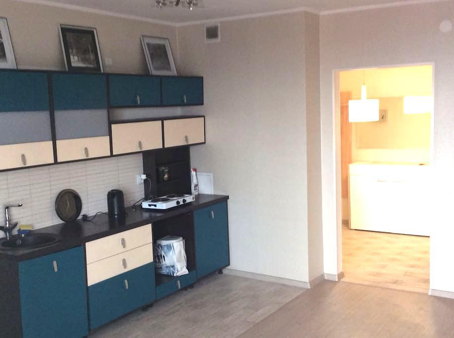 Квартира студия в центре города - Ulan-Ude - Apartmen