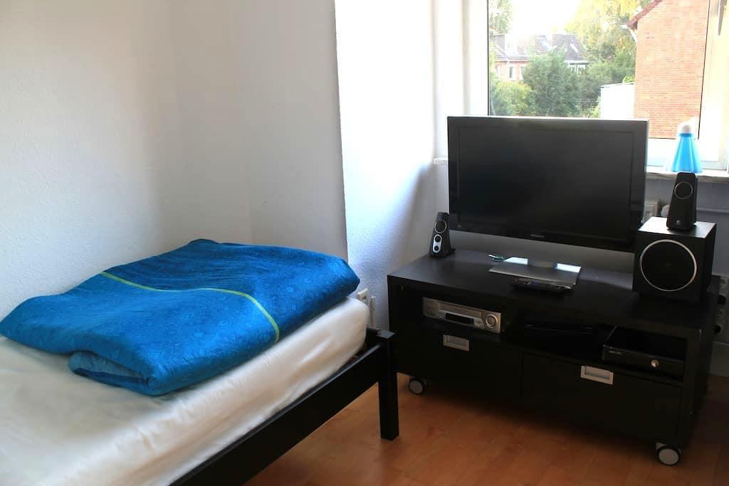 Komfortable Zimmer für 3 in schöner Lage - Hampuri - Talo