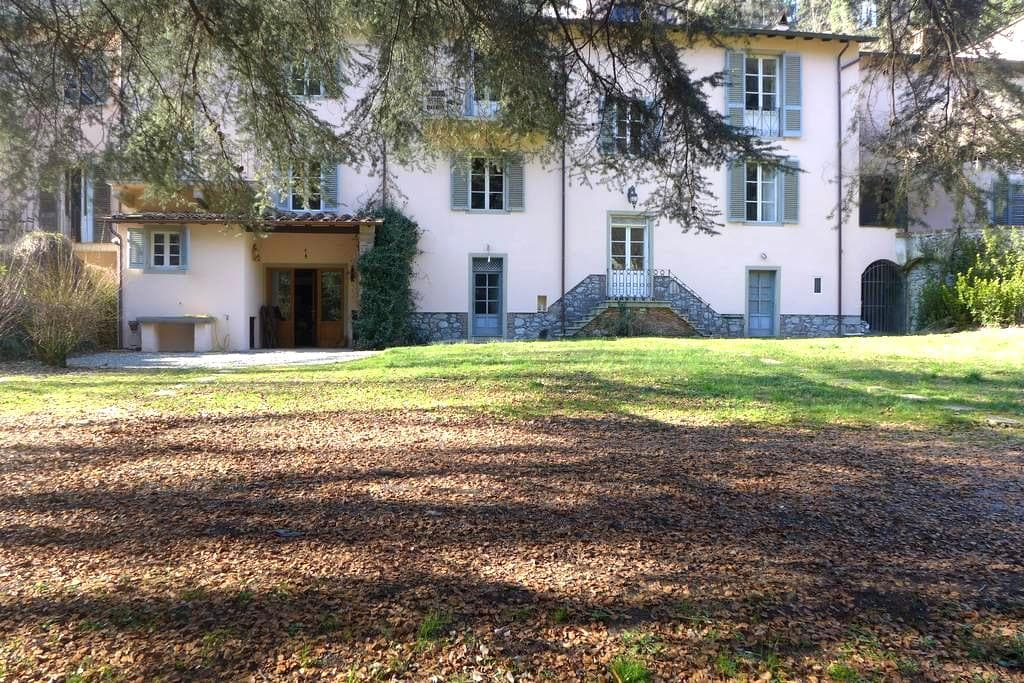 Riverside Cottage - Bagni di Lucca - วิลล่า