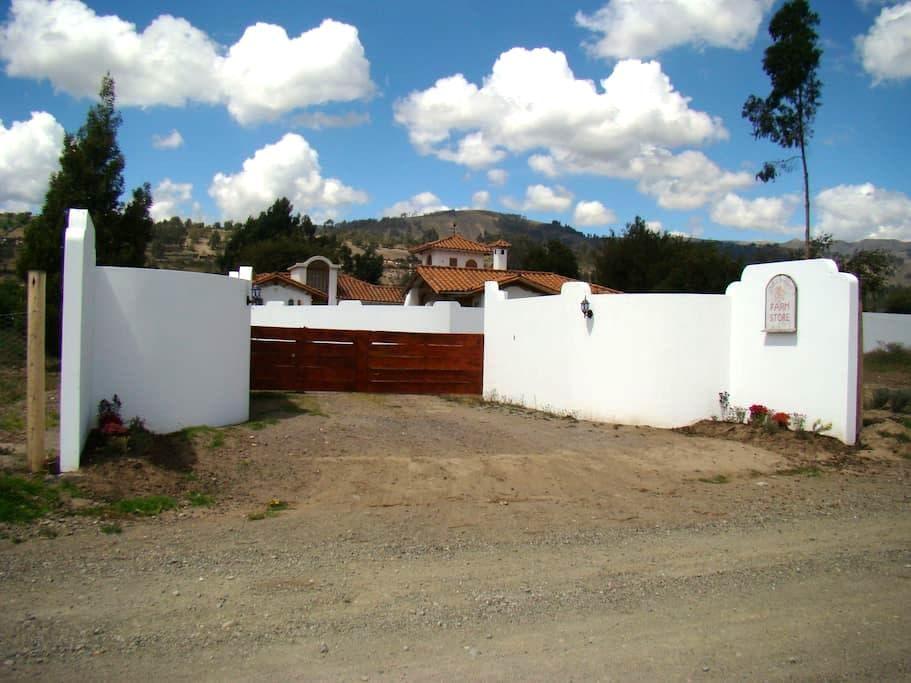 Casa Bonita, central to Cotopaxi Park and Quilotoa - Canton Latacunga