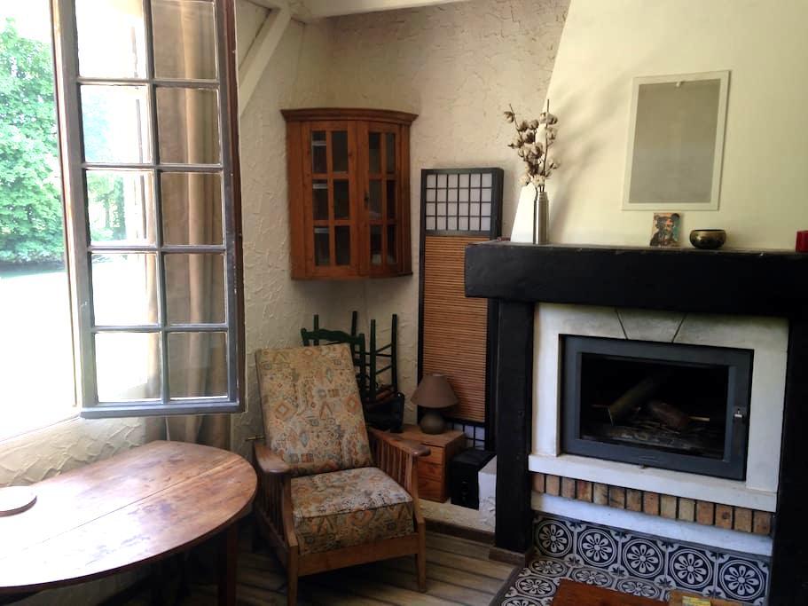Duplex in Samois sur Seine - Samois-sur-Seine - Appartamento