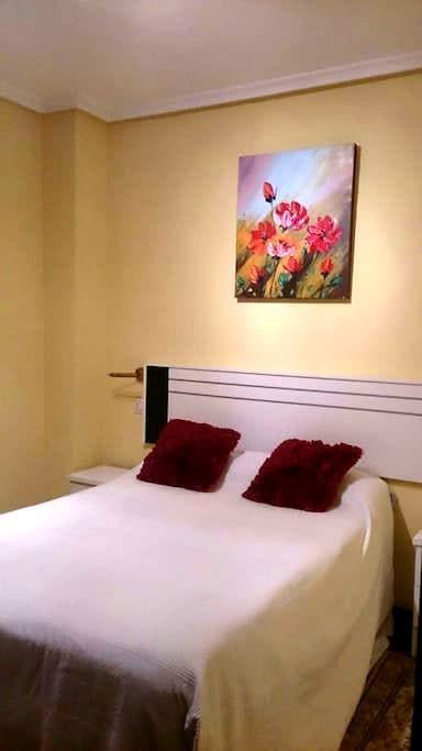 Habitación Valentina - Oviedo - Lägenhet