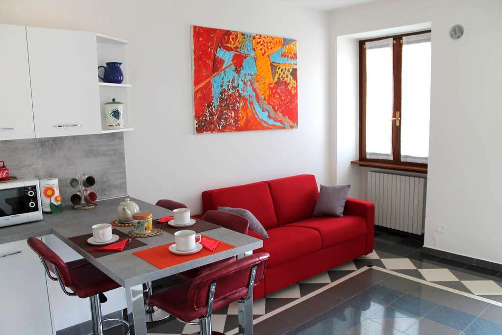 Fulvio's quiet corner in Lonato - Lago di Garda - Sedena - Byt