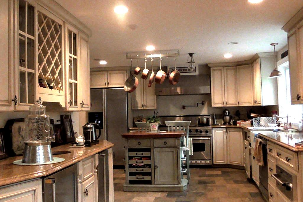 Close to NYC, 3 bed rm colonial - Cross River