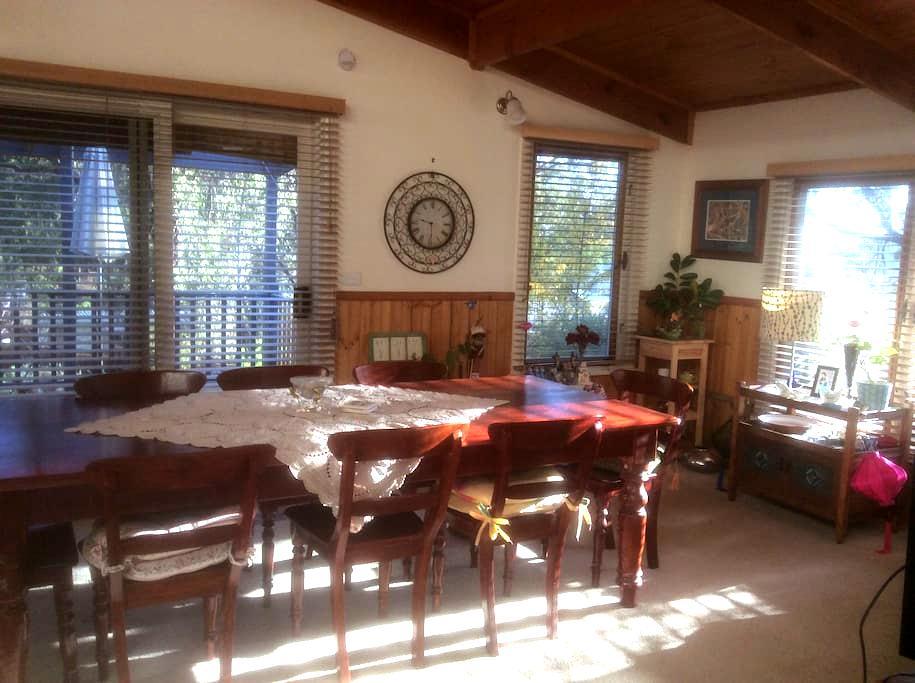 Affordable and Comfortable SINGLE Room in Hepburn - Hepburn - Casa