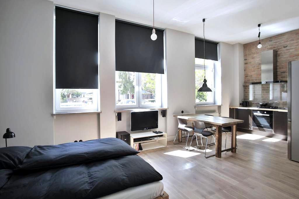 Central Location in Frankfurt! - Frankfurt am Main - Apartment