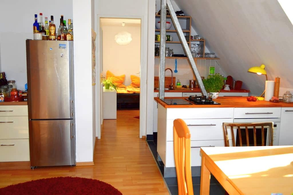 Room in Maisonette Flat, Old Town - Nuremberg - Apartment