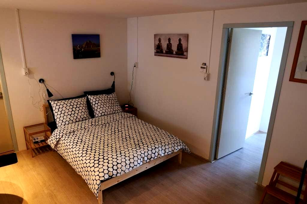 Modern appartement in hartje Opperdoes - Opperdoes - Apartamento