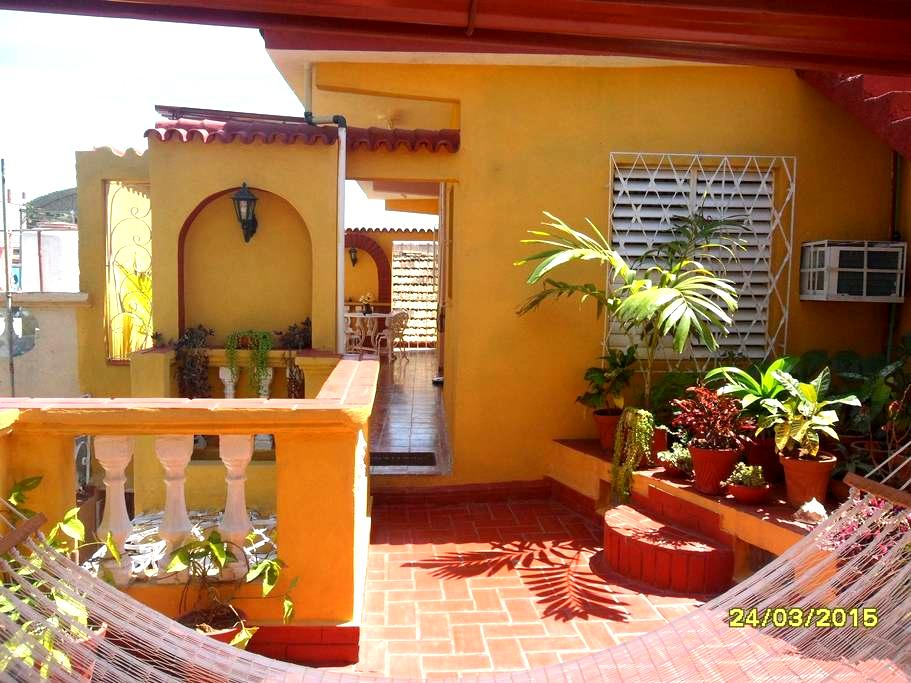 Hostal Sinaí de Roberto y Yenis, Trinidad Room 2 - Trinidad - Hus