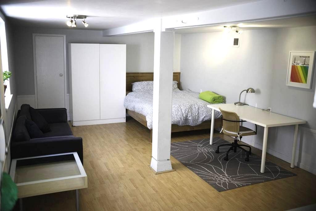 Convenient Private Studio Near SFO - San Bruno - House